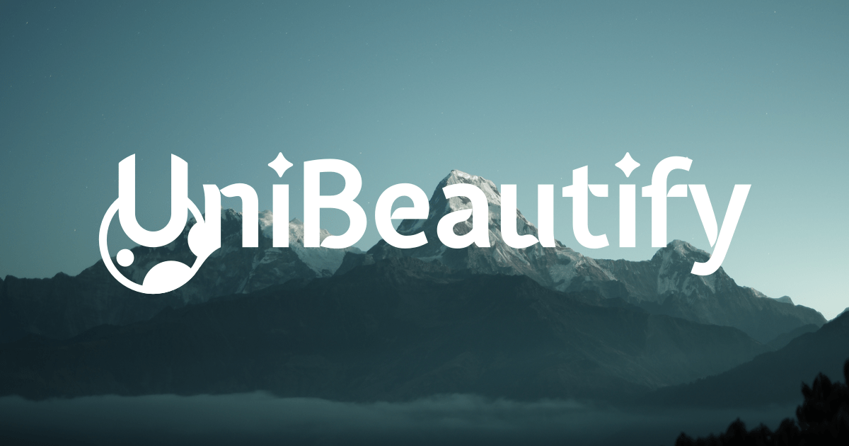 What is Unibeautify · Unibeautify